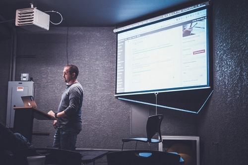 Тренинг Навыки проведения презентаций и публичных выступлений